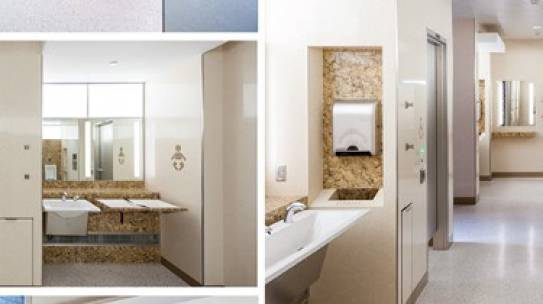 Minneapolis Airport bathrooms: a UX win