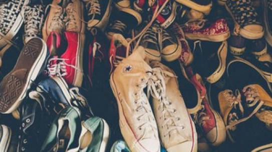 How I used UX to help solve my husband's shoe rack problem